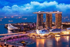 Marina Bay Sands and Resorts World Sentosa reopened in July.