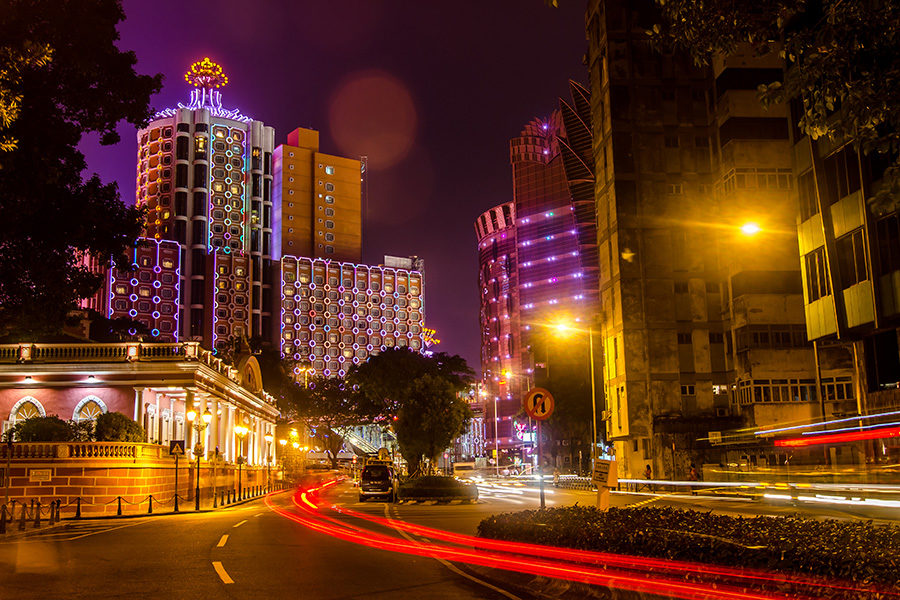 Macau Legend was impacted heavily by the Covid-19 pandemic.