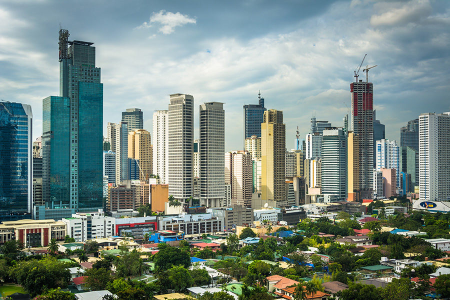 Manila's casinos have closed after a rise in Covid-19 cases in The Philippines.