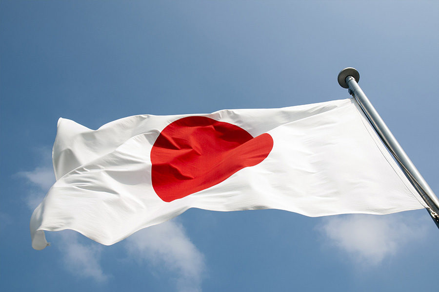 Japan will allow three casino resorts.