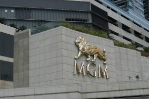 MGM China reported a second consecutive quarter of positive EBITDA.