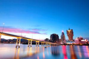 Macau GGR up 13.6% in March 2021