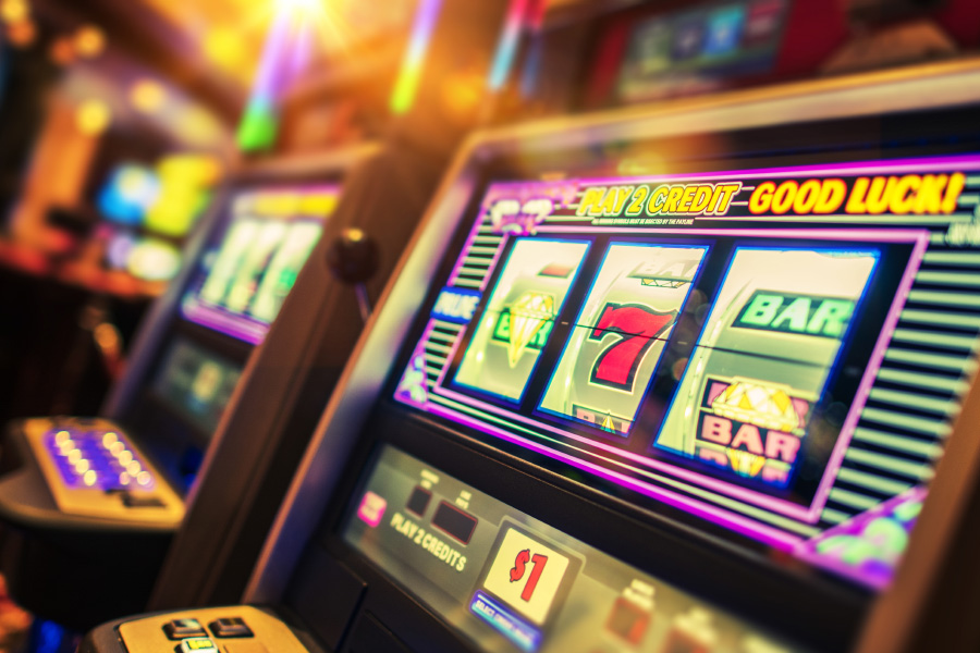 Paradise Ent aims to diversify by launching slot machines.