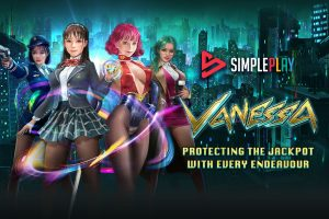 "SimplePlay launches new slot game: ""Vanessa"""