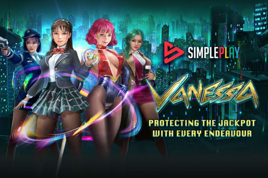 """SimplePlay launches new slot game: """"Vanessa"""""""