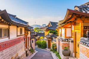 Tourism in South Korea remains impacted by entry restrictions as a result of the Covid-19 pandemic.