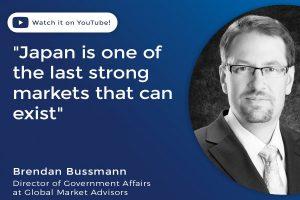 Brendan Bussmann, partner and director of government affairs at Global Market Advisors.