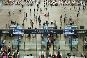For now the peak number of tourist arrivals was recorded on the second day of the Labour Day break.
