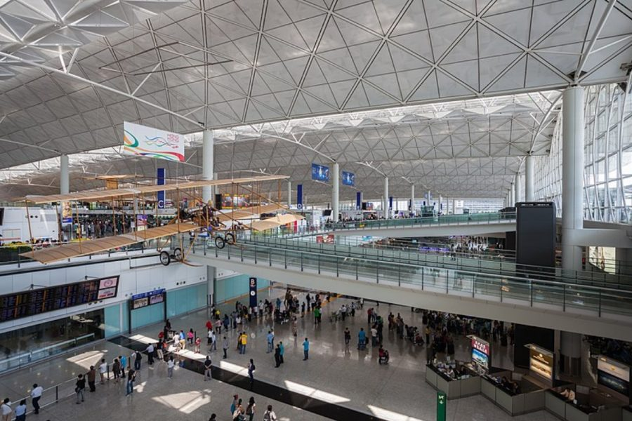Macau has imposed quarantine for anyone who has been at the Nanjing Lukou airport.