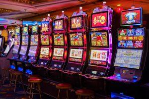 Cashless gaming was put forward in Patricia Bergin