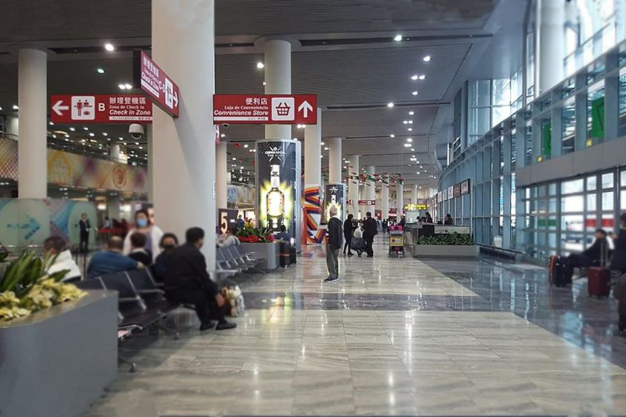Macau recorded the highest number of arrivals since the Covid-19 pandemic started.