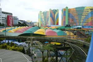 Genting Malaysia continues to suffer the effect of the pandemic.