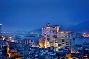 Success Universe operates Macau's Ponte 16 casino.