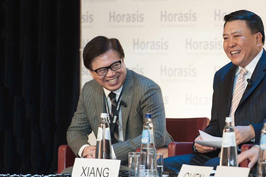 Sands China president Wilfred Wong.