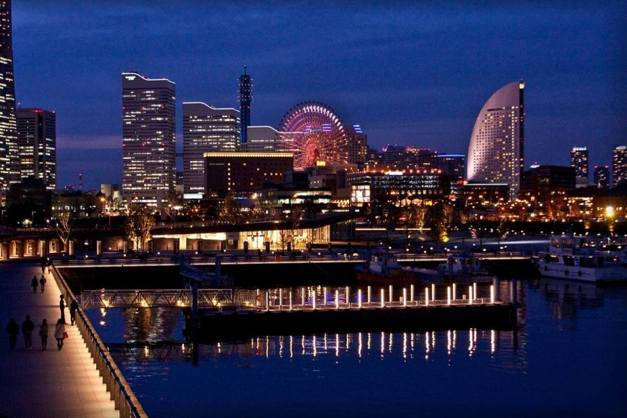 Yokohama has decided to cancel its IR plans.