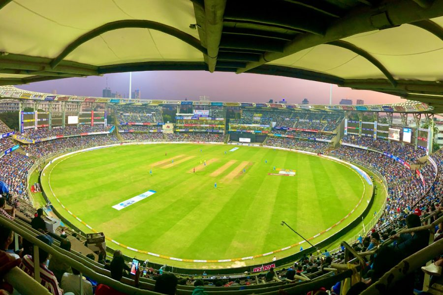 Betting on cricket is illegal in India.