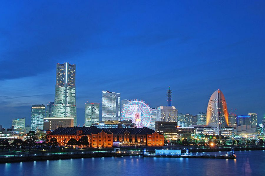 Yokohama's mayoral elections will be held on Sunday, August 22.
