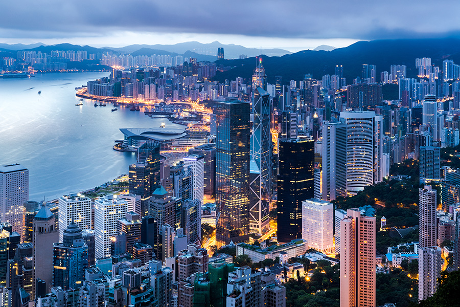 Hong Kong plans to launch a travel bubble with Macau.