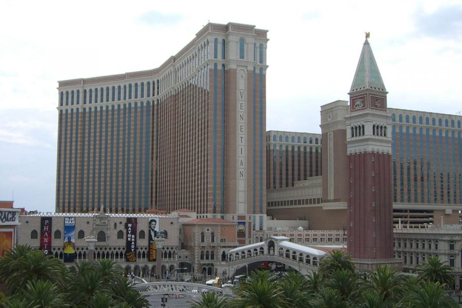 The legal battle between Las Vegas Sands and AAEC resumed today.