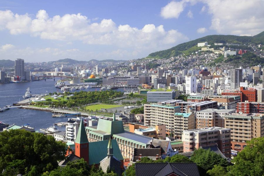 Three operators have been selected as potential partners for Nagasaki's IR bid.