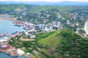 Papua New Guinea's first casino will be built in Port Moresby.