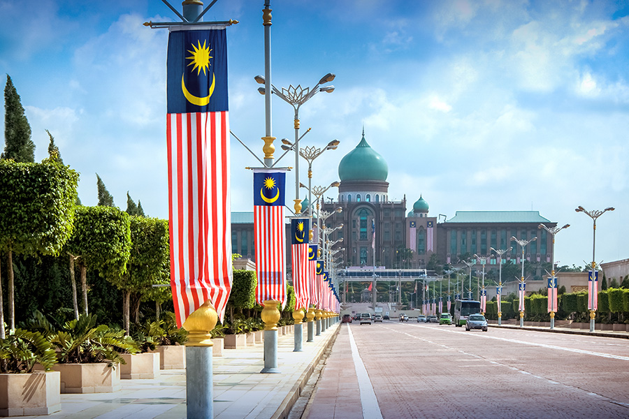 Malaysia has implemented a total lockdown due to a rise in Covid-19 cases.