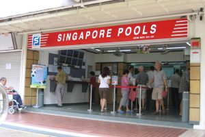 Singapore Pools is the only operator that is legally allowed to run lotteries in Singapore.