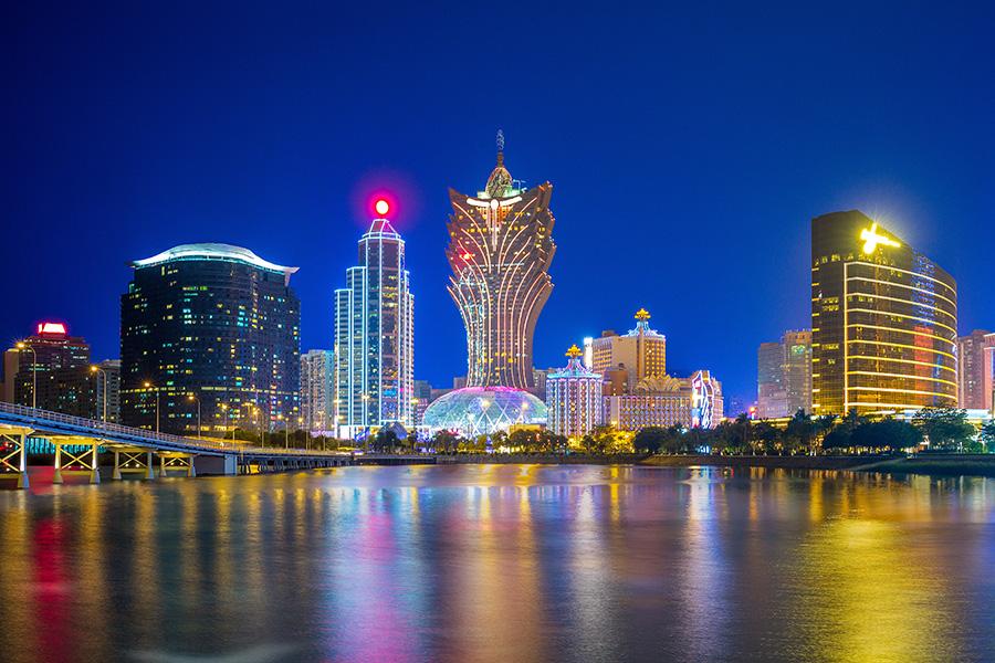 Macau's casino licences expire next year.