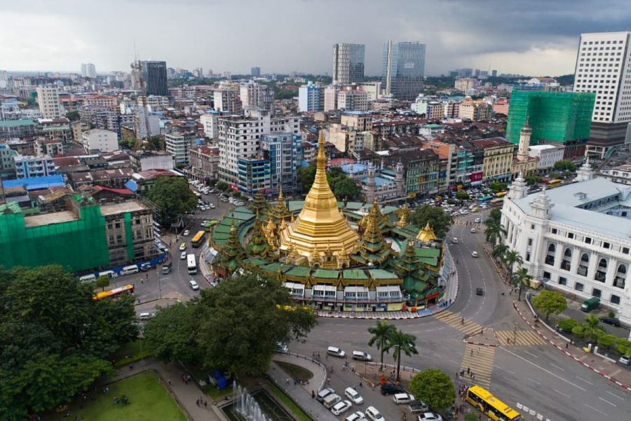 Yatai International Holding Group wants to develop a casino in Myanmar.