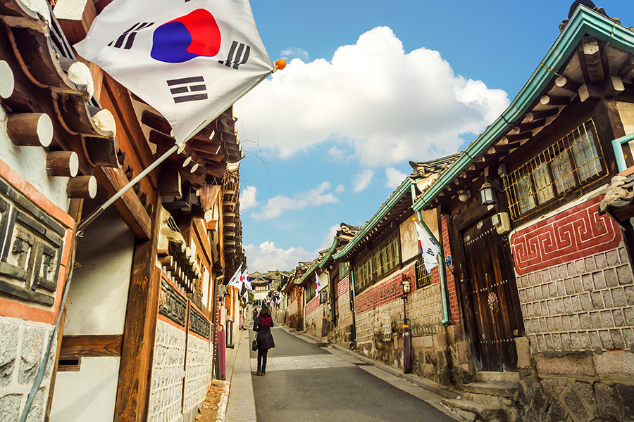 South Korea is going through a new wave of Covid-19 cases.