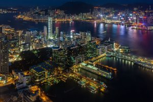The group is accused of money laundering via the Hong Kong-Zhuhai-Macau Bridge.