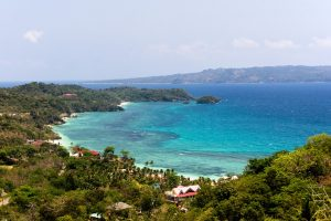 There are two companies interested in developing a casino resort in Boracay.
