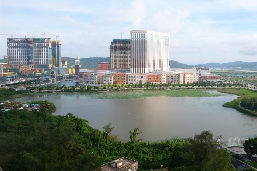 The woman was employed in a VIP club at a casino in Cotai.