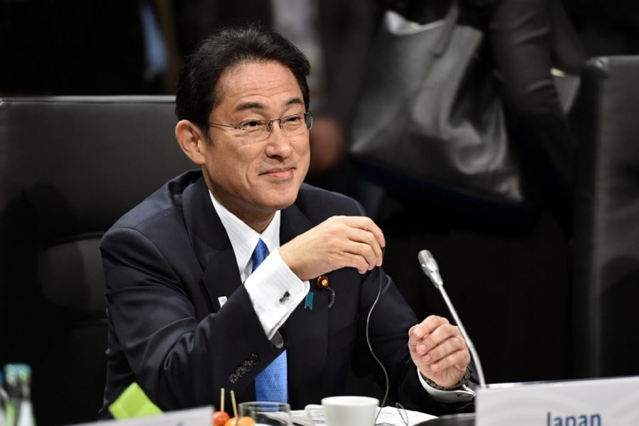 Fumio Kishida has won the elections to replace Yoshihide Suga as Japan's prime minister.