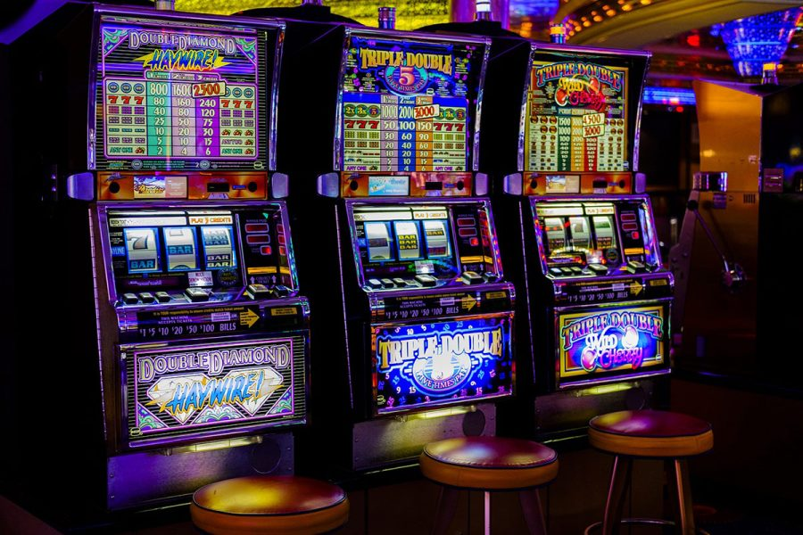Pokies are banned in WA but EGMs are available at Crown Perth.