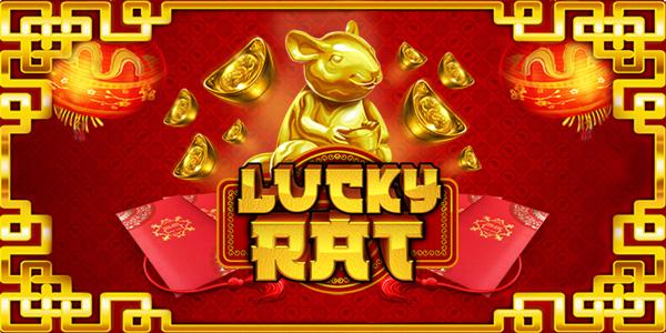 RTG Slots da la bienvenida al año nuevo chino con Lucky Rat.