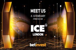 Betinvest comparte detalles de su plan para ICE 2020