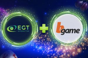 EGT Interactive se asocia con Bgame