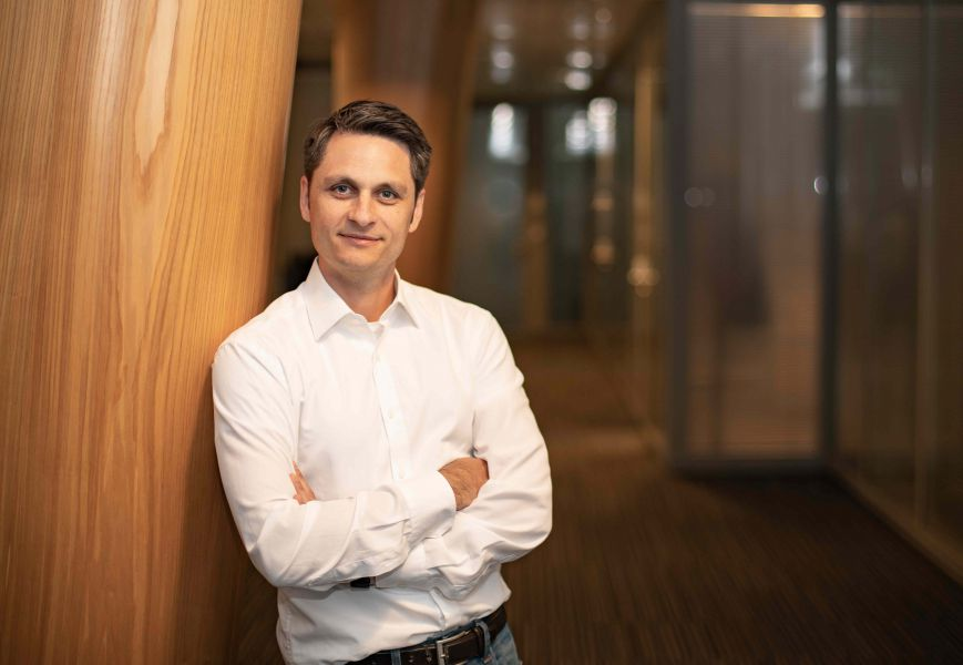 Michael Bauer, CFO/CGO de Greentube.