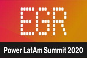 EGR presenta Power LatAm Summit 2020