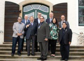 National Indian Gaming Association visita al Grupo Gauselman