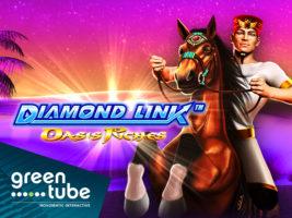 Greentube presenta Diamond Link