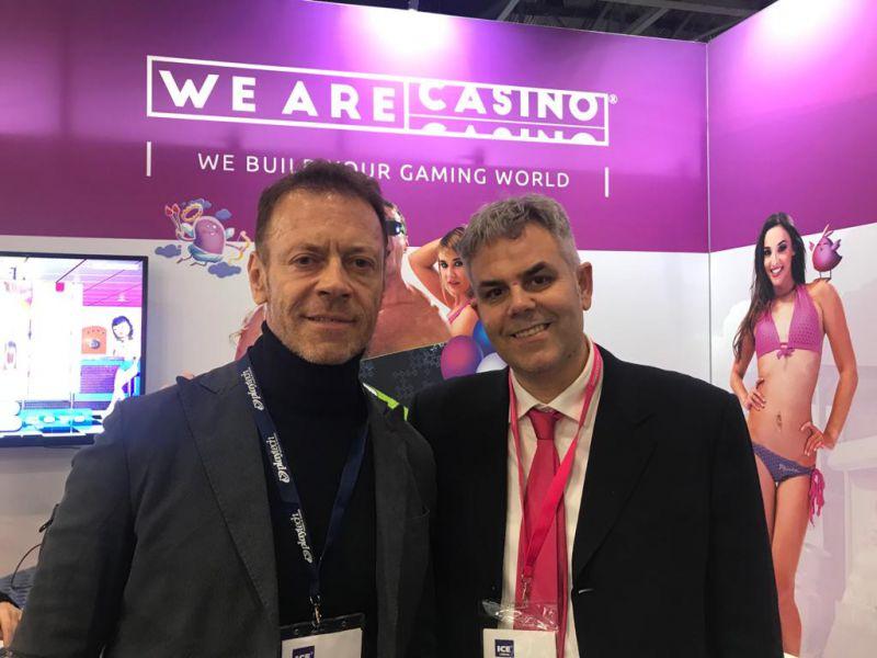 WeAreCasino estuvo en ICE London 2020.
