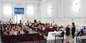 El Instituto de Lotería y Casinos de Buenos Aires por la igualdad de género