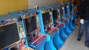 Decomisaron 15 máquinas tragamonedas en Tijuana