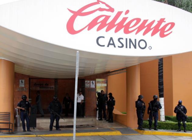 El Grupo Caliente cerró sus casinos en México.