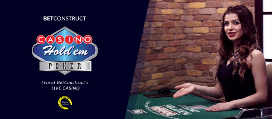 BetConstruct amplía su oferta de Casino en Vivo.
