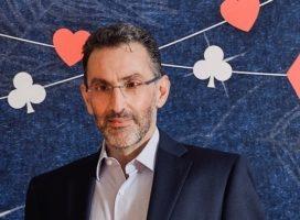 Domenico Vacchiano, Jefe de Tecnología en Magellan Robotech