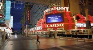Crisis en Las Vegas por el coronavirus