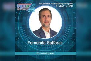 Fernando Saffores moderará un panel en Mare Balticum Gaming Summit.